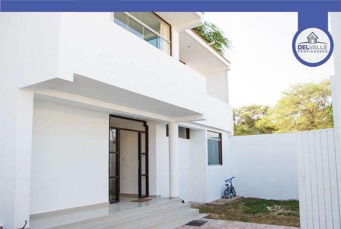 SE VENDE Linda Casa en PIURA Los Ejidos 600 m2.