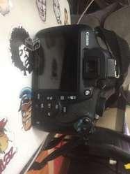 Camara Canon Eos T5 Como Nueva