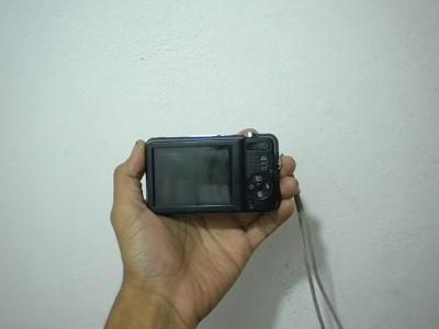 Cámara Sony 16 Megapixeles, Filma en Hd.