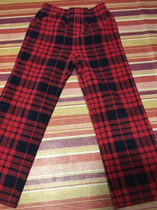 Pantalon Pijama Gap 6/7 Años