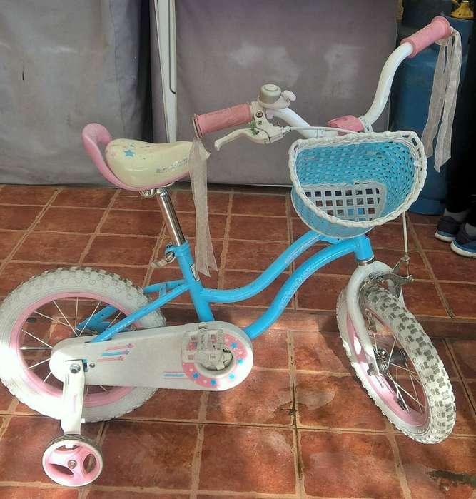 Vendo <strong>bicicleta</strong> Aro 16