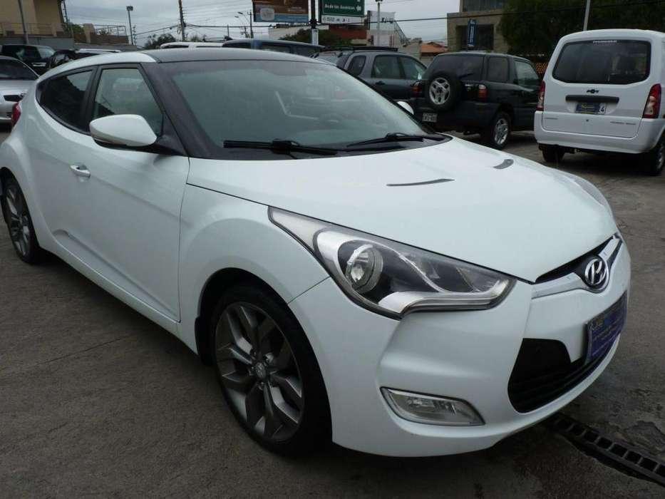 Hyundai Veloster 2012 - 88672 km