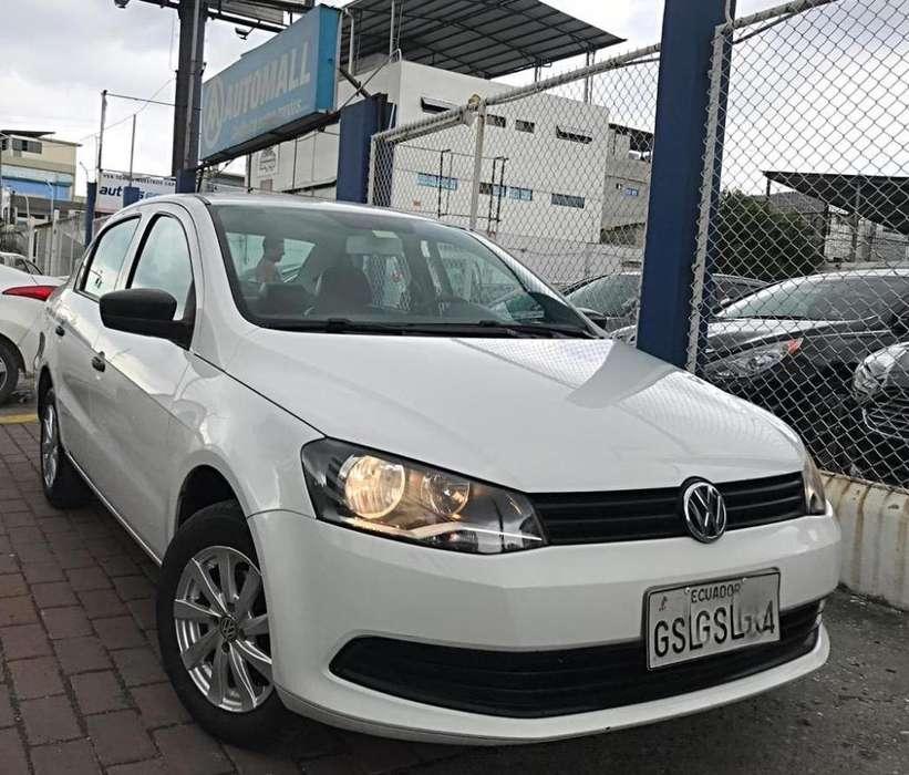 Volkswagen Voyage 2014 - 60000 km