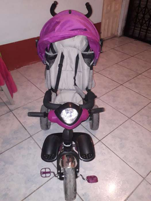 <strong>coche</strong> Triciclo 3 en 1 Marca Baby