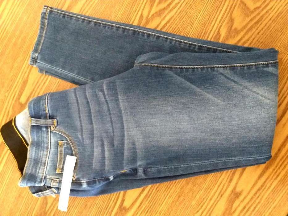 Jeans Dama Nuevos (6-8 )y 10 -12