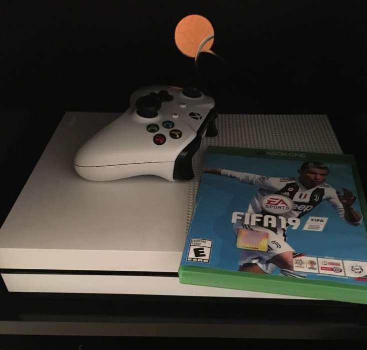 Xbox One S 500 Gb en Excelente Estado