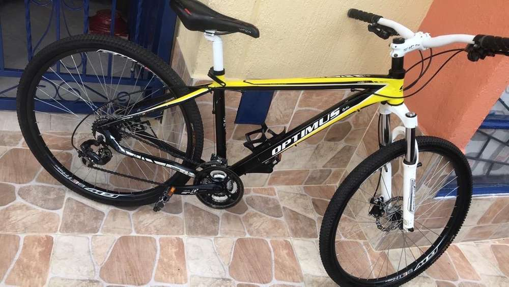 Vendo Cicla Optimus