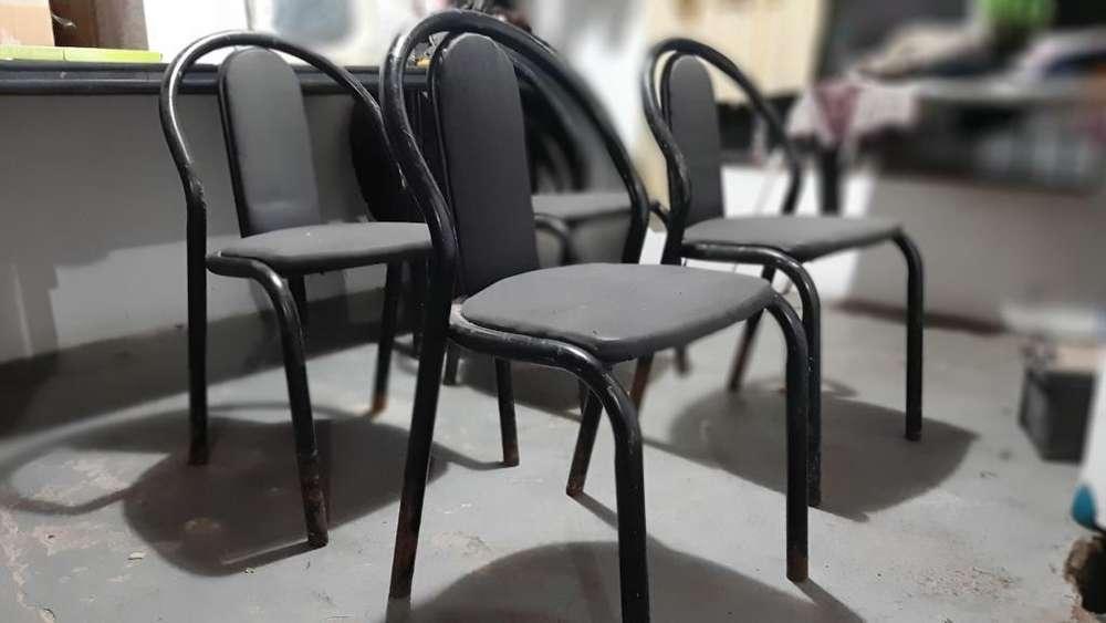 <strong>silla</strong>s de Caño Reforzadas