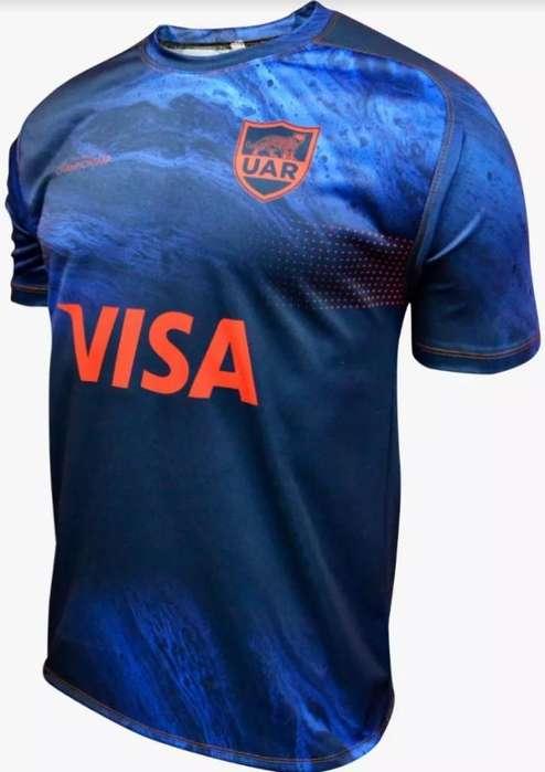 Camiseta de Rugby Pumas Alternativa