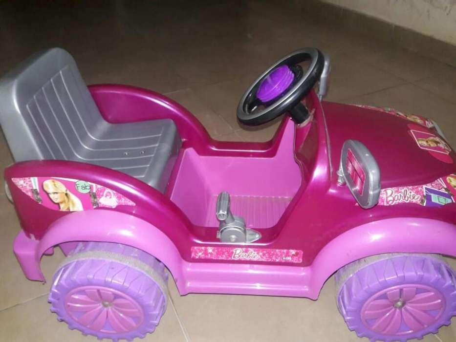 Autito a Batería Barbie