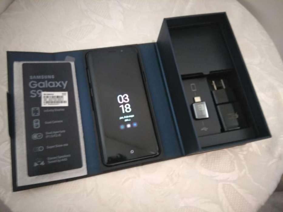 Vendo S9 Plus Original de Paquete