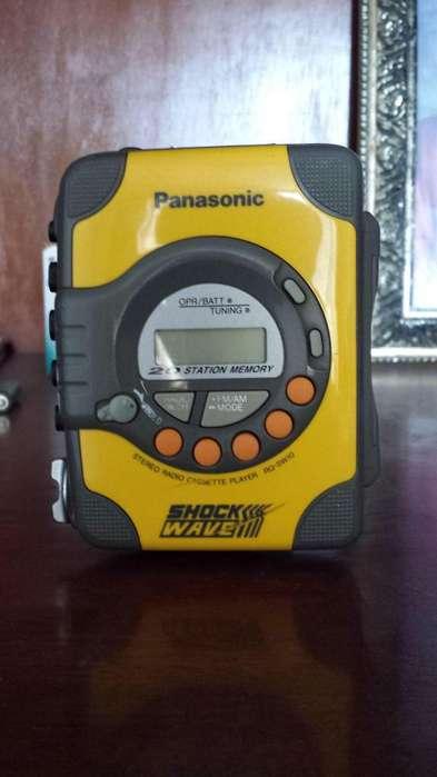 Vendo Walkman Panasonic Original