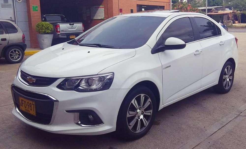 Chevrolet Sonic 2017 - 23000 km