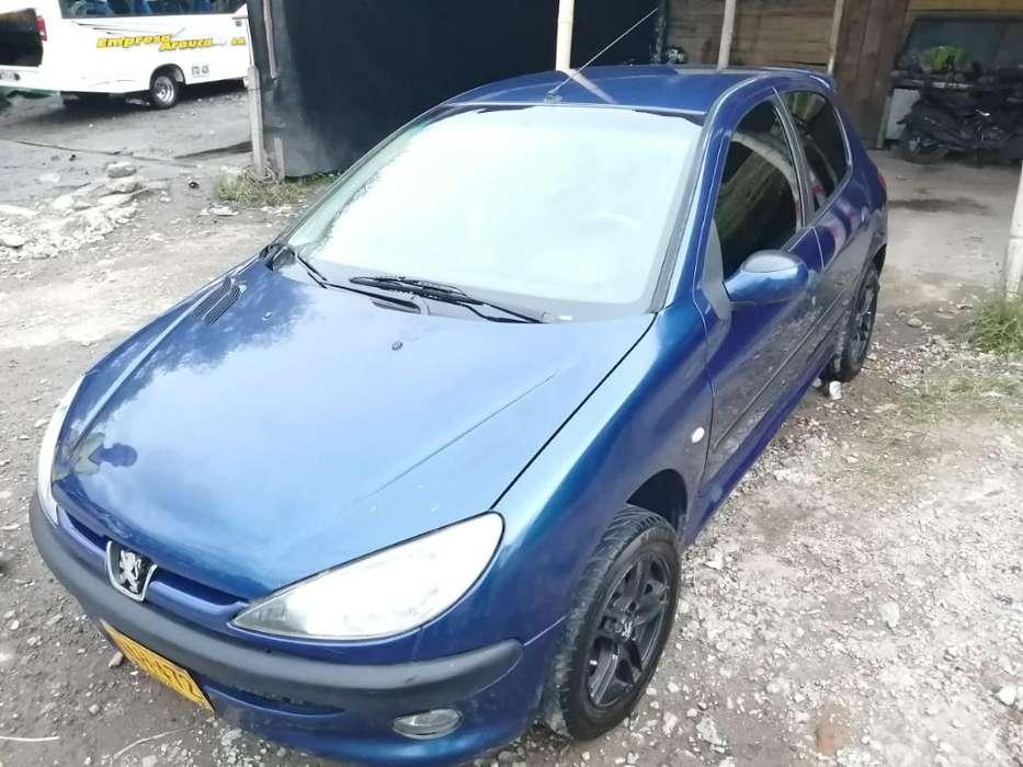 Peugeot 206 2004 - 186000 km