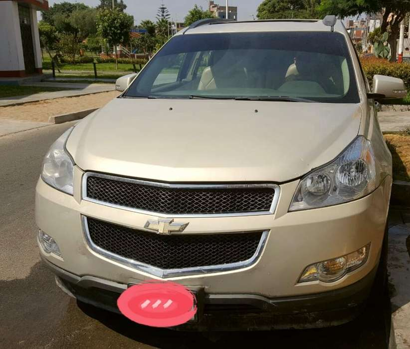 Chevrolet Traverse 2010 - 78000 km