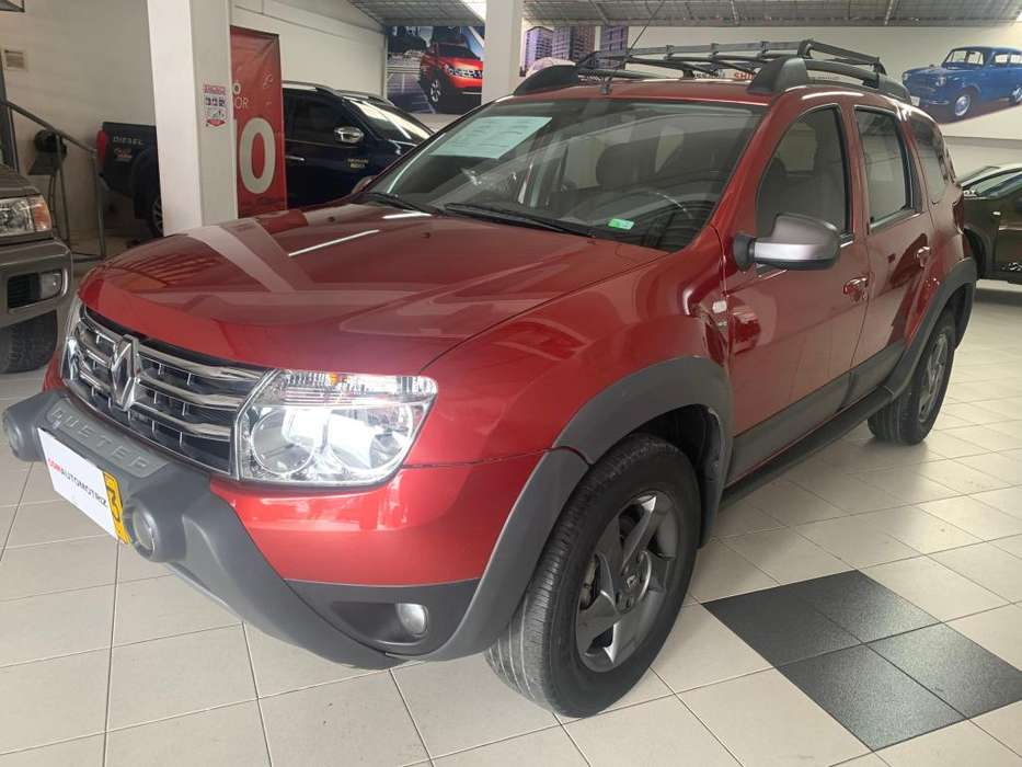 Renault Duster 2015 - 57500 km
