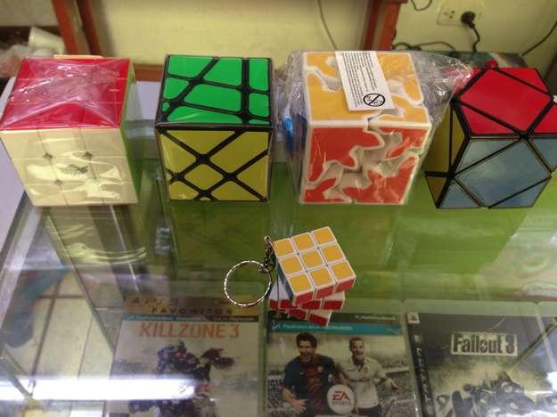 Cubos Mágicos A Pedido