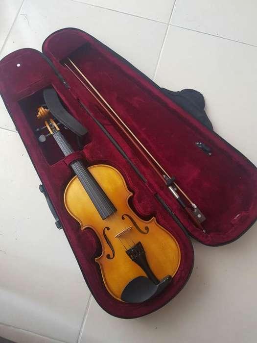 Violin Greko Un Medio Excelente Estado