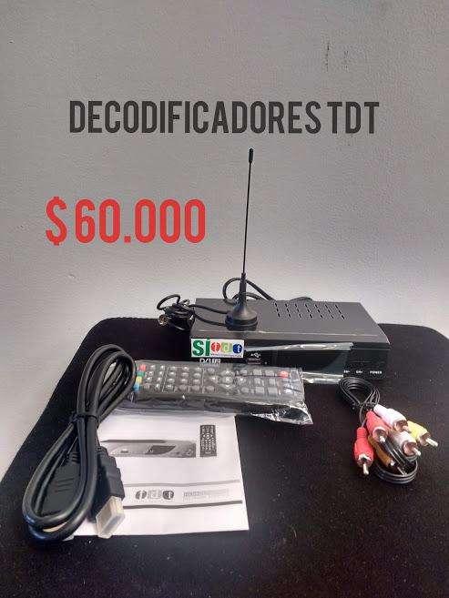 DECODIFICADORES TDT Nueva Version