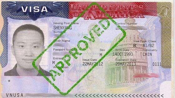 Llenado de Visa para Estados Unidos