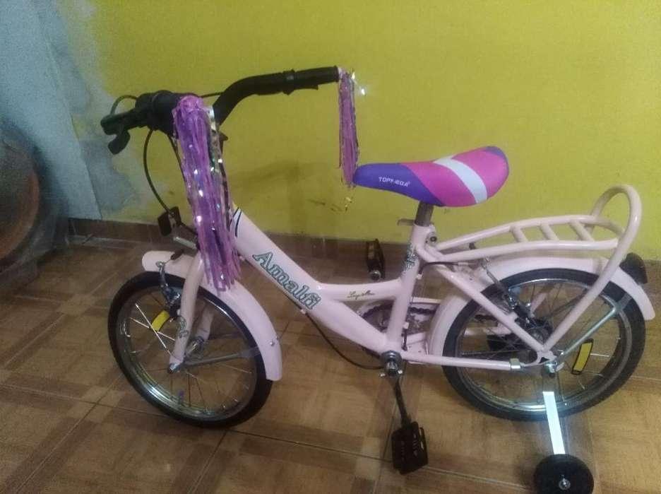Vendo Bici de Nena Rod. 14