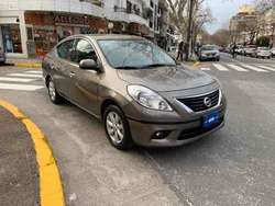 Nissan Versa 1.6 Advance Mt 2014 Autobaires