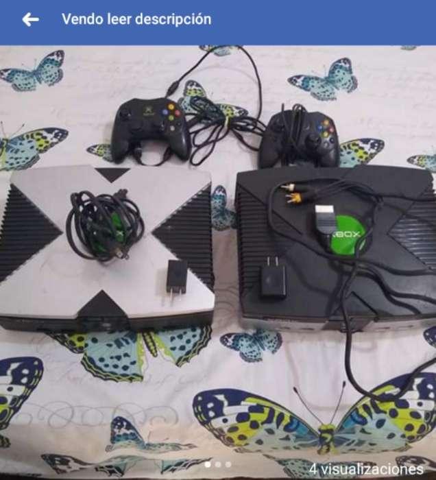 Xbox Clasicas Leer Descripción
