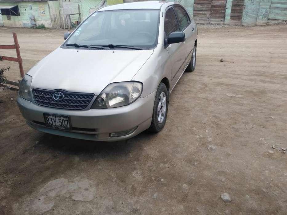 Toyota Corolla 2002 - 250000 km