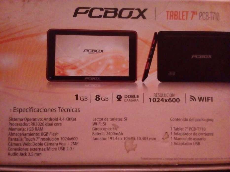 Pcbox. 7pulgadas