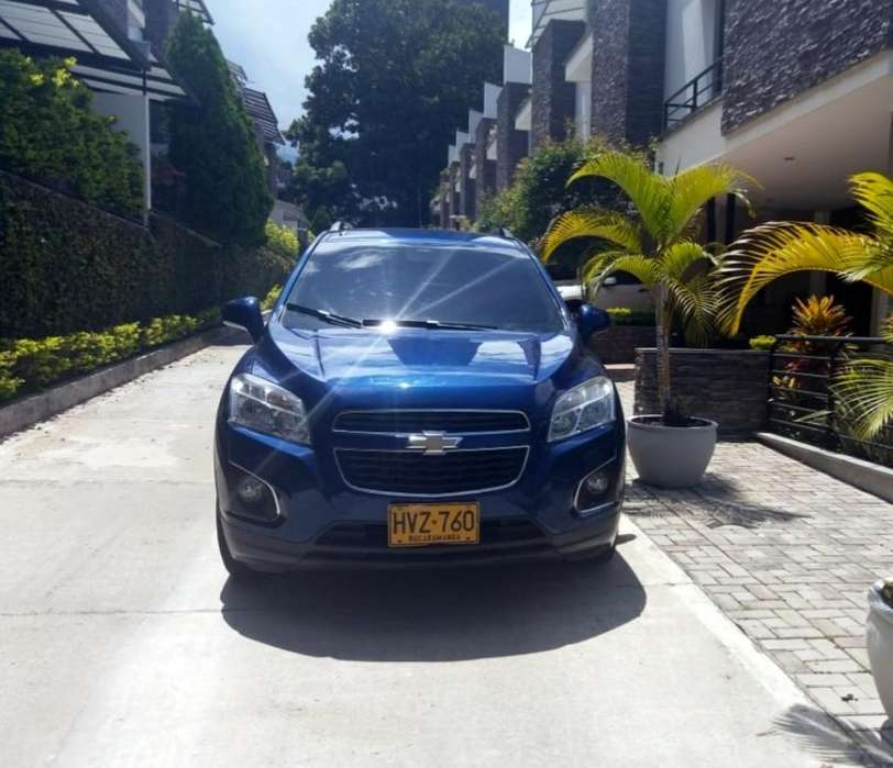 Chevrolet Tracker 2014 - 60000 km
