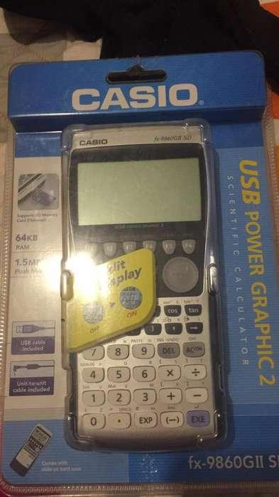 <strong>calculadora</strong> Casio Gráfica