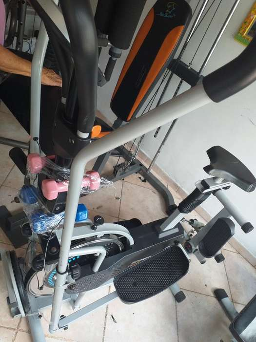 Bicicleta Tipo Elíptica