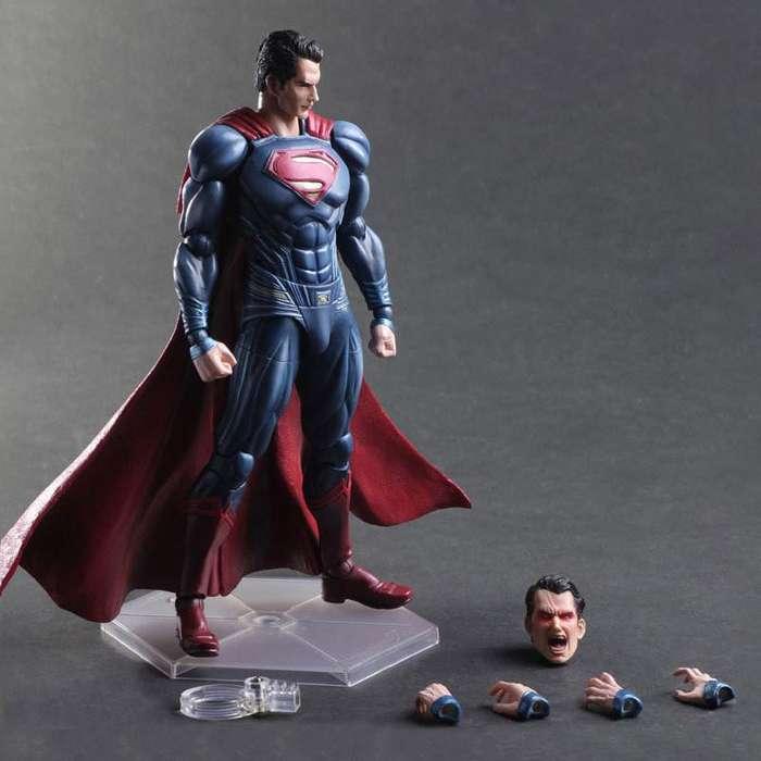 Figura Colección Superman