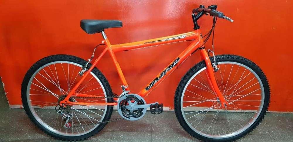 Bicicleta Rodado 26 c/cambios