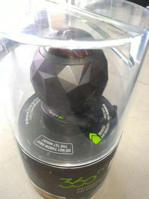 Camara 360 en Caja <strong>accesorios</strong> 32gb
