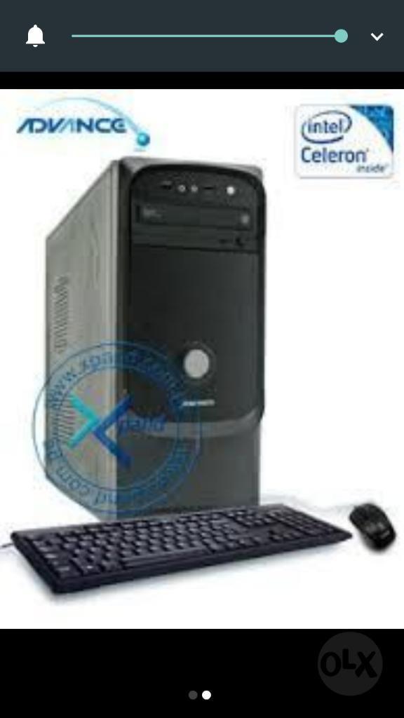 Computadora Core I3 a 850