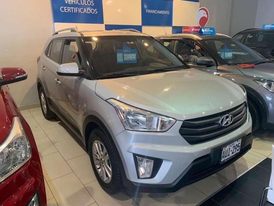 Hyundai Creta 2017 - 15000 km