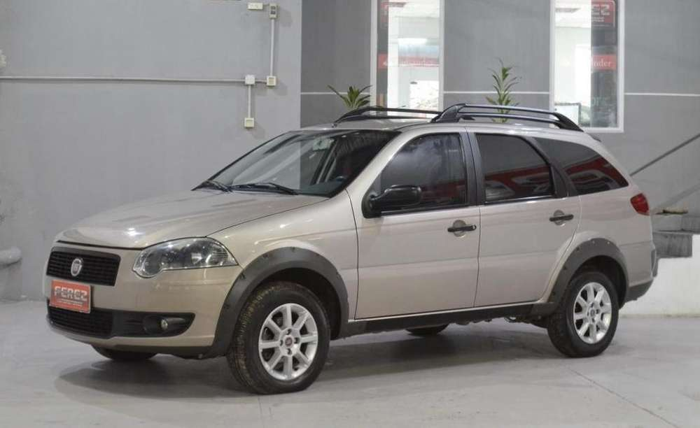 Fiat Palio Weekend 2010 - 160000 km