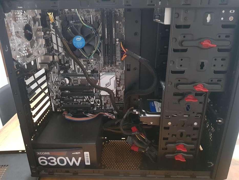 PC I5 7500 y Monitor 22