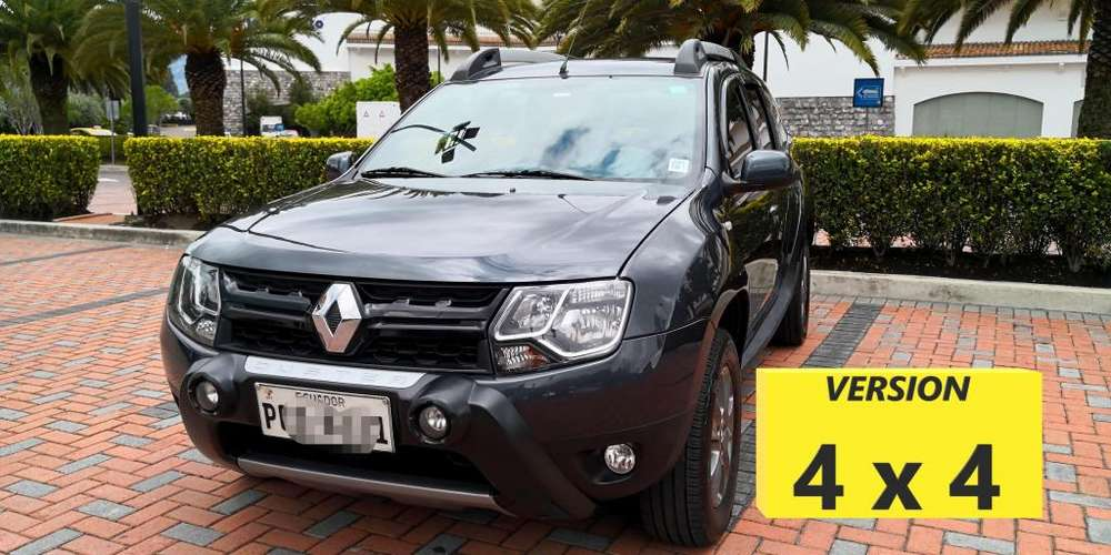 Renault Duster 2017 - 55000 km
