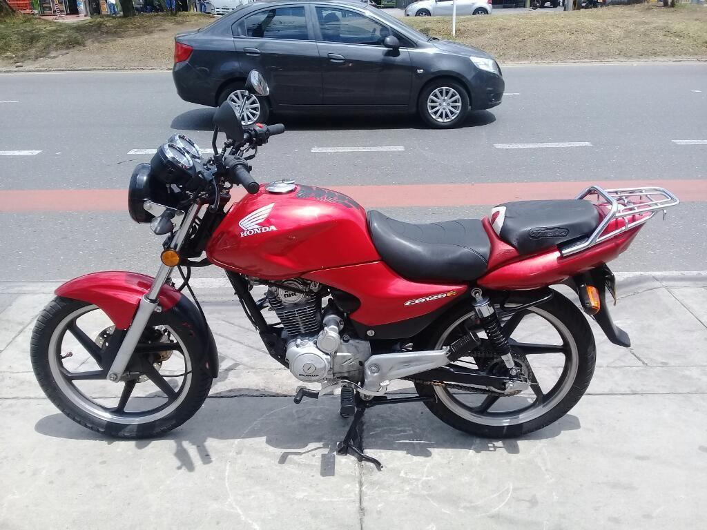 Honda Cb 125 E Modelo 2013