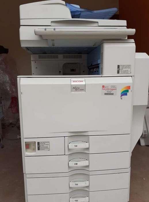Copiadora RICOH MP C4500