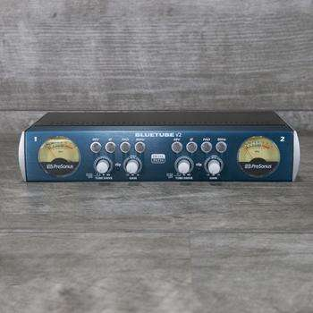 preampliicador micro Presonus Blue Tube V2