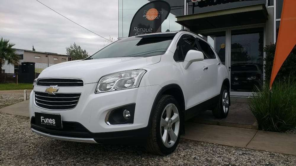 Chevrolet Tracker 2016 - 42000 km