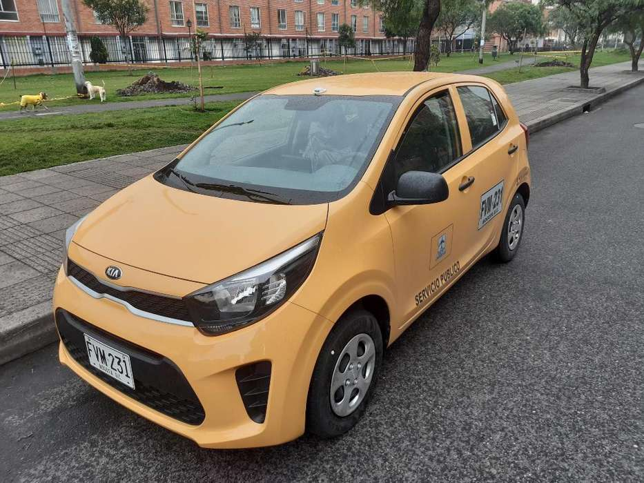 Vendo Taxi Picanto 2020 3123057804