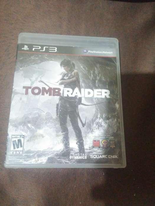 Vendo Tomb Raider Usado para Ps3
