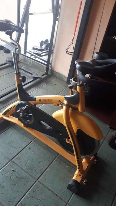 Vendo Bici de Spining Marca Randers