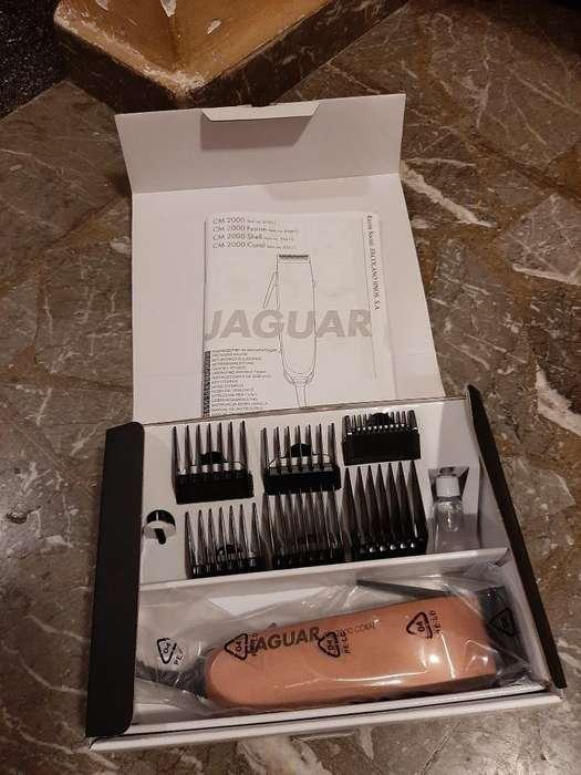 Cortadora de Pelo Jaguar Cm2000 sin Uso