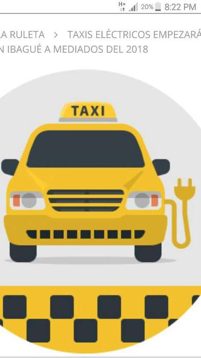Conductor de Taxi Mayor de 45 Años