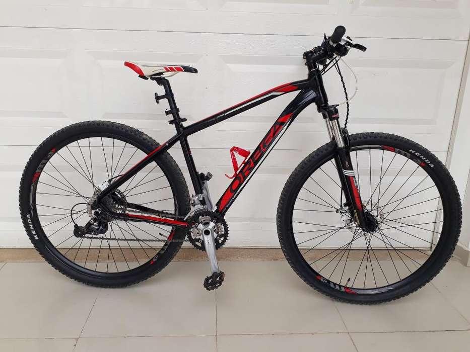 Bicicleta Mtb Marca Orbea Mx29